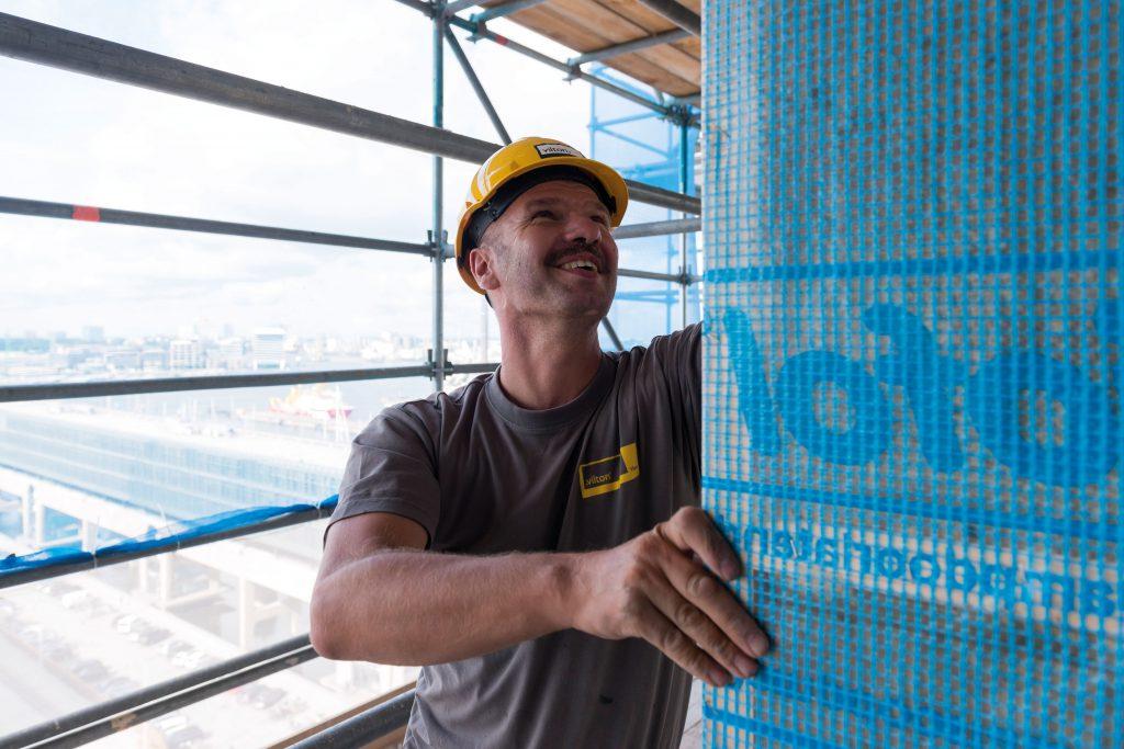Waterdicht bouwen door vilton services vilton